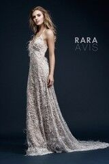 Свадебное платье напрокат Rara Avis Свадебное платье Kluni