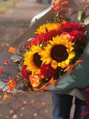 Магазин цветов Цветы на Киселева Букет «Радостная встреча»
