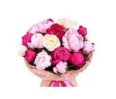 Магазин цветов Florita (Флорита) Букет «Микс Пионов»