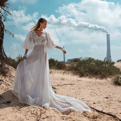 Свадебный салон Rara Avis Платье свадебное Wild Soul Sadi