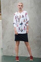 Кофта, блузка, футболка женская MISUTERI Блуза Ninguo MSS0061