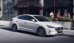 Прокат авто Прокат авто Hyundai Elantra 2019