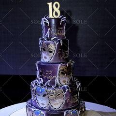 Торт Sole Праздничный торт №31