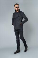 Верхняя одежда мужская Etelier Пальто мужское демисезонное 1М-9406-1
