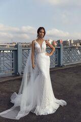 "Свадебное платье напрокат А-силуэт ALIZA свадебное платье ""Khalesi"""