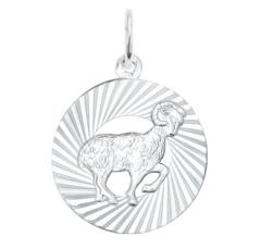 Ювелирный салон Sokolov Подвеска «Знак зодиака Овен» из серебра 94030882