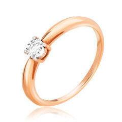 Ювелирный салон Jeweller Karat Кольцо золотое с бриллиантами арт. 3212911/9