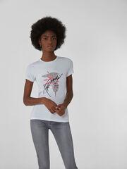 Кофта, блузка, футболка женская Trussardi Футболка женская 56T00256-1T003608