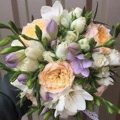 Магазин цветов Lia Букет «Свадебный-4»
