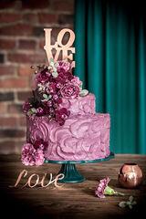 Торт DOLCE Свадебный торт «Почему цветёт?»