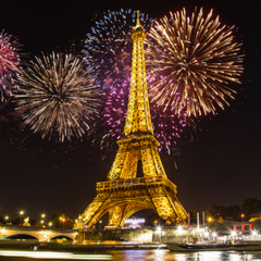 Туристическое агентство Интурсервис Автобусный экскурсионный тур «Новый год 2018 в Париже»