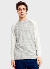 Кофта, рубашка, футболка мужская O'stin Джемпер с рукавами-реглан MK7T43-01