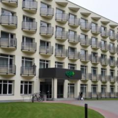 Туристическое агентство ЦЕНТРКУРОРТ Отдых в Литве, Друскининкай, санаторий Egle+