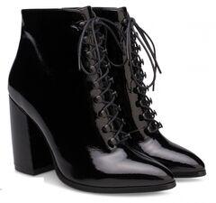 Обувь женская Ekonika Ботильоны EN1180-26 black-18Z