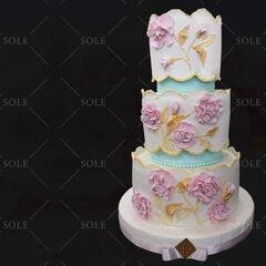 Торт Sole Праздничный торт №51