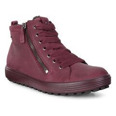 Обувь женская ECCO Кеды высокие ECCO SOFT 7 TRED 450163/02278