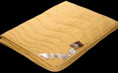 Подарок Голдтекс Верблюжье одеяло «Золотой верблюд» в сатине Люкс 1057