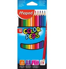 Товар для рукоделия Maped Цветные карандаши «Color Peps»
