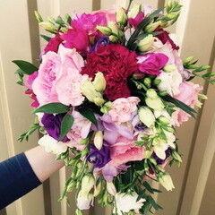 Магазин цветов Lia Букет «Яркие краски»