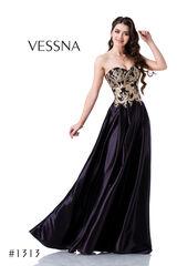 Вечернее платье Vessna Корсет и юбка №1313