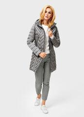 Верхняя одежда женская O'stin Ультралёгкое женское пальто с зигзагообразной стёжкой LJ6V66-95
