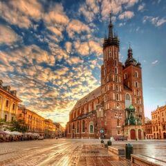 Туристическое агентство Респектор трэвел Экскурсионный автобусный тур «Уикенд на троих! Краков, Вена, Братислава!»