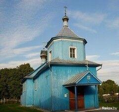 Достопримечательность Храм Всех Святых Фото