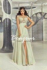 Свадебное платье напрокат А-силуэт Bonjour Платье свадебное «Betani» из коллекции LAMBRE 2017