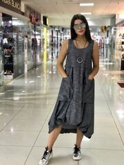 Платье женское It's me! (Это Я!) Платье на подкладке в стиле-бохо