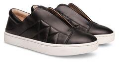 Обувь женская Ekonika Сникерсы EN1558-12 black-18Z