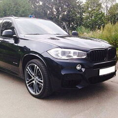 Прокат авто Прокат авто BMW X5 3.5i (F15) 2015 г. (с водителем)