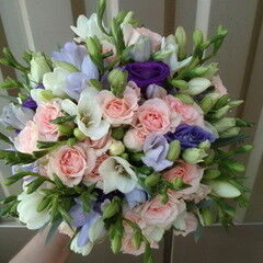 Магазин цветов Lia Букет «Свадебный-2»
