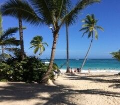 Туристическое агентство Тайм Вояж Пляжный авиатур в Доминикану, Пунта Кана, Riu Naiboa 4*