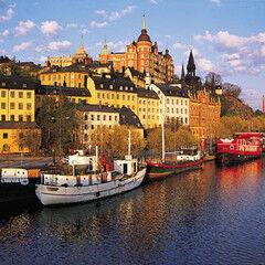 Туристическое агентство Jimmi Travel Морской круиз «Таллин — Стокгольм — Рига»