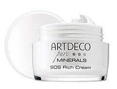 Уход за лицом ARTDECO Питательный крем для лица с минералами SOS Rich Cream