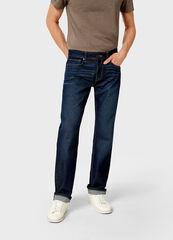 Брюки мужские O'stin Базовые прямые джинсы MP4V31-D3