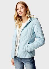 Верхняя одежда женская O'stin Стёганая куртка с капюшоном LJ6T5P-N3
