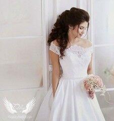 Свадебное платье напрокат ALIZA Свадебное платье «Alana» Ameli Benya