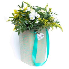 Магазин цветов Долина цветов Цветочная композиция «Первая улыбка»