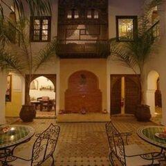 Туристическое агентство Голд Фокс Трэвел Пляжный aвиатур в Марокко, Марракеш, Riad Nerja 4*