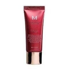 Декоративная косметика Missha BB-крем M Perfect Cover BB Cream медовый бежевый, 20 мл