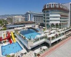 Туристическое агентство Habanero Пляжный авиатур в Турцию, Аланья, Asia Beach Resort & Spa Hotel 5*