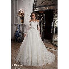 Свадебный салон Crystal Платье свадебное Soprano