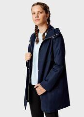 Верхняя одежда женская O'stin Плaщ с капюшоном LJ6T33-69