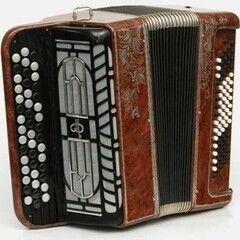 Музыкальный инструмент Тульская гармонь Баян ученический 46*80-II БН41
