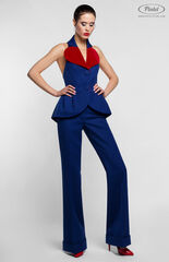Костюм женский Pintel™ Брючный костюм Yushika