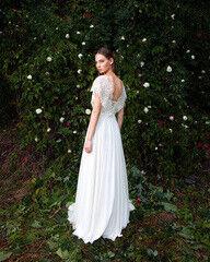 Свадебный салон UNONA Свадебное платье «Betty» из коллекции MALACHITE