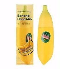 Уход за телом TONYMOLY Крем-молочко для рук с экстрактом банана Magic Food Banana Hand Milk
