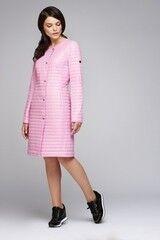 Верхняя одежда женская Elema Пальто женское плащевое утепленное Т-6038