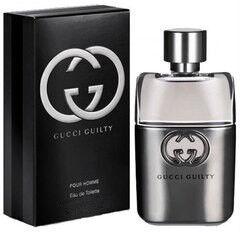 Парфюмерия Gucci Туалетная вода Guilty Pour Homme, 90 мл